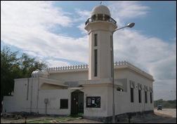 مسجد الشيخ علي بن لطف الله