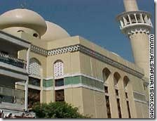 مسجد الامام علي في دبي