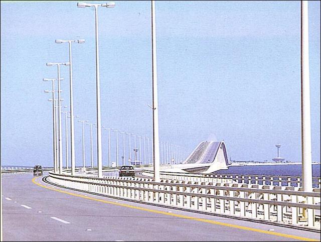 جسر البحرين
